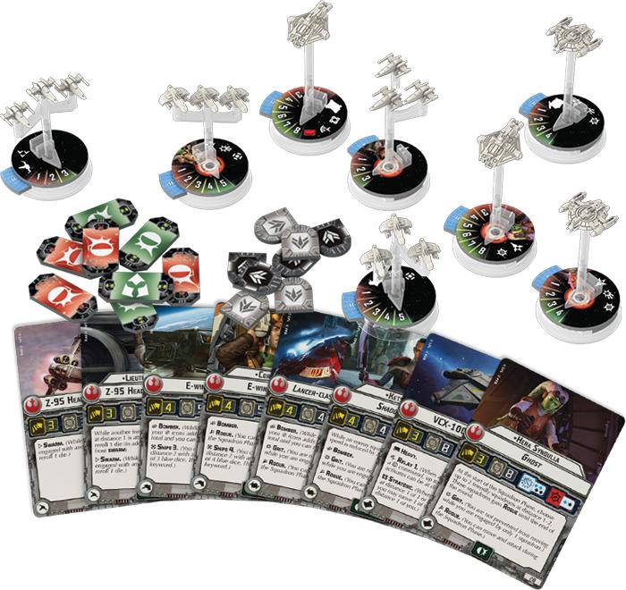 Rebel Fighter Squadrons II Exp: Star Wars Armada