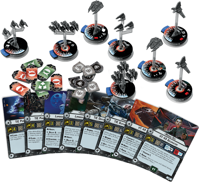 Imperial Fighter Squadrons II Exp: Star Wars Armada