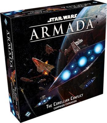 Corellian Conflict Campaign Exp: Star Wars Armada