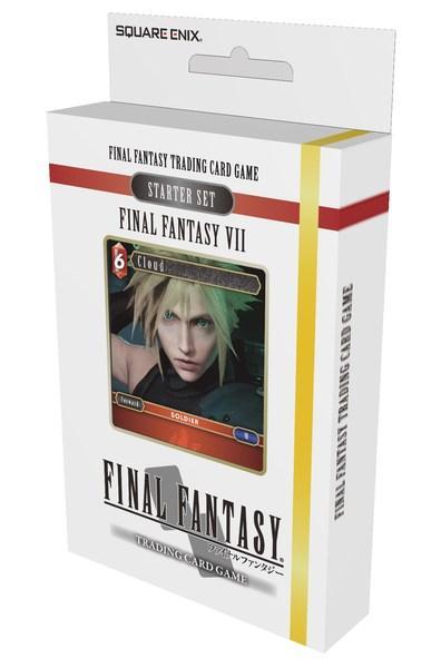 Final Fantasy 7 TCG Starter Set