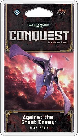 Against the Great Enemy: Conquest LCG