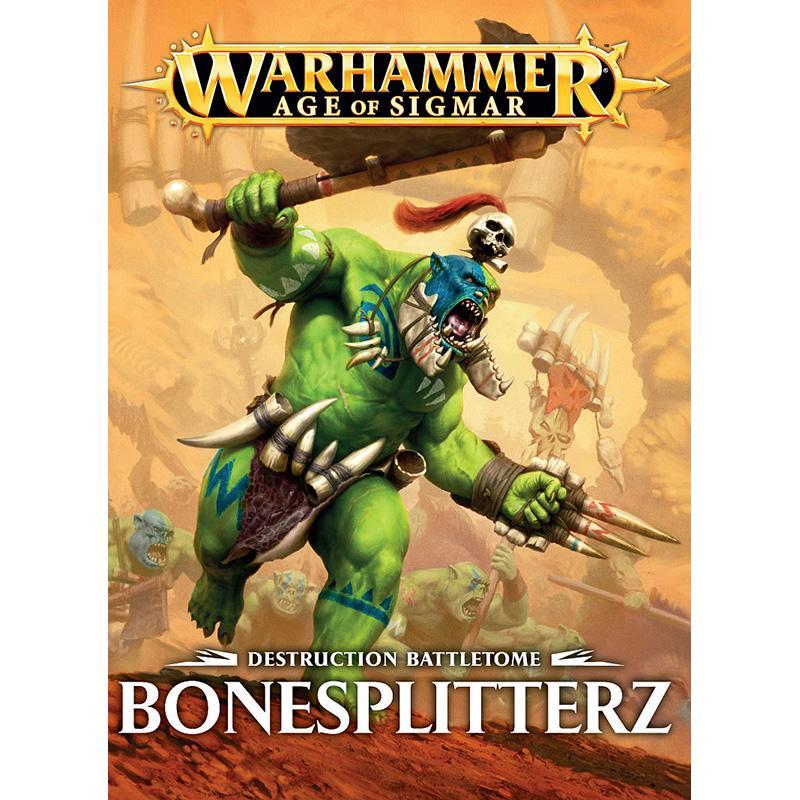 Bonesplitterz Battletome (Softback)