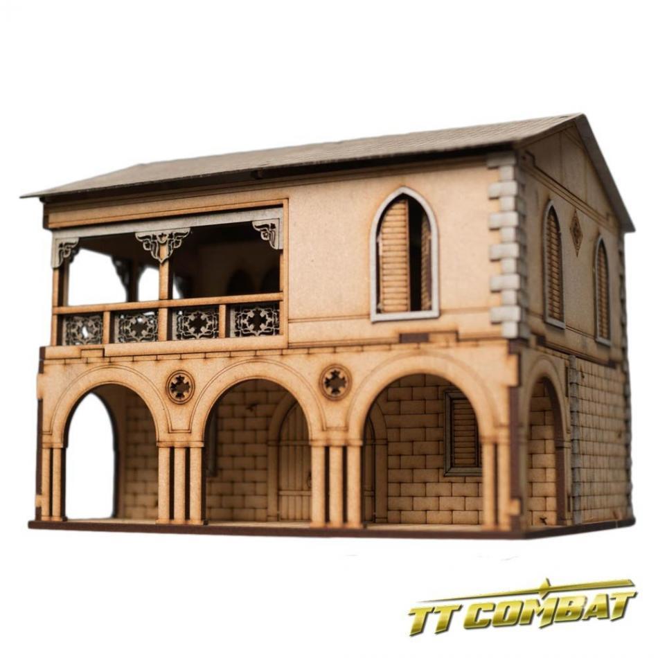 Venitian Townhouse A