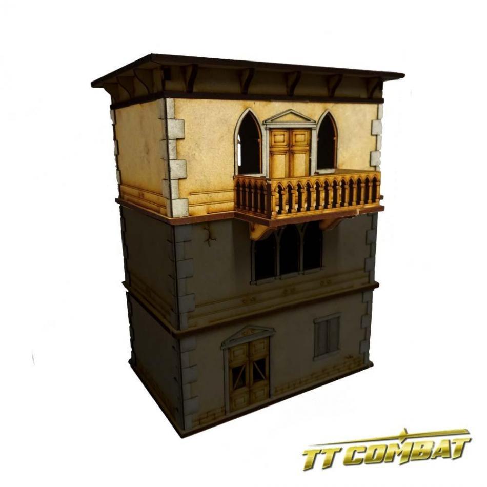 Noble House B Balcony