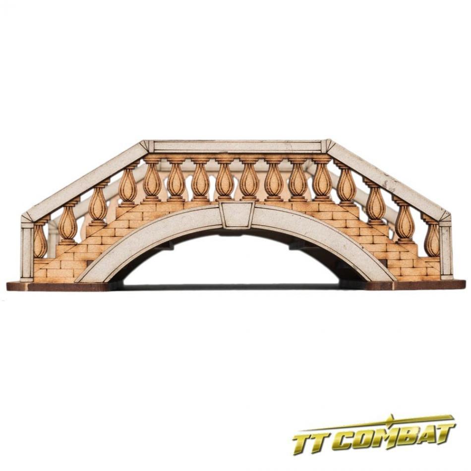 Small Bridge A (pillar)