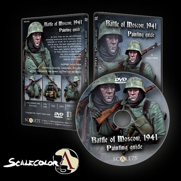 Battle of Moscow Painting Guide