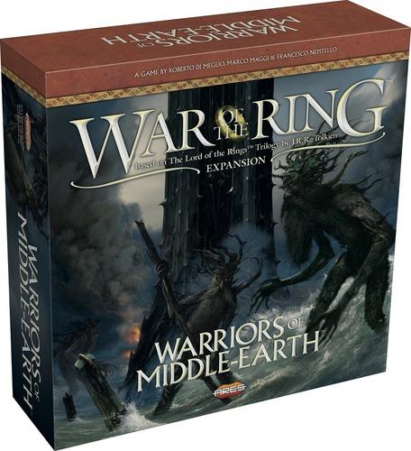 Warriors of Middle-Earth: War of the Ring exp