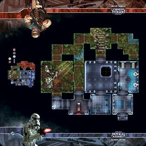 Skirmish Map - Training Ground: Star Wars Imperial Assault