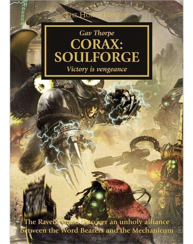 Horus Heresy: Corax (Hardback)