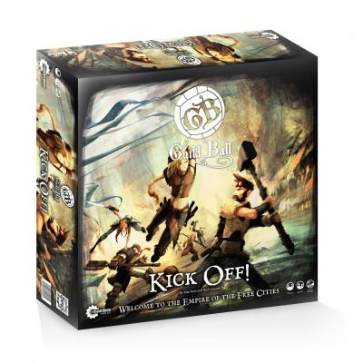 Kick Off! Guild Ball Two Player Starter Set
