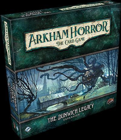 The Dunwich Legacy: Arkham Horror LCG Exp.