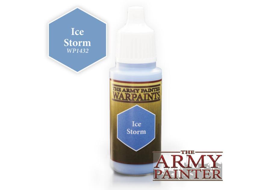 Warpaint - Ice Storm