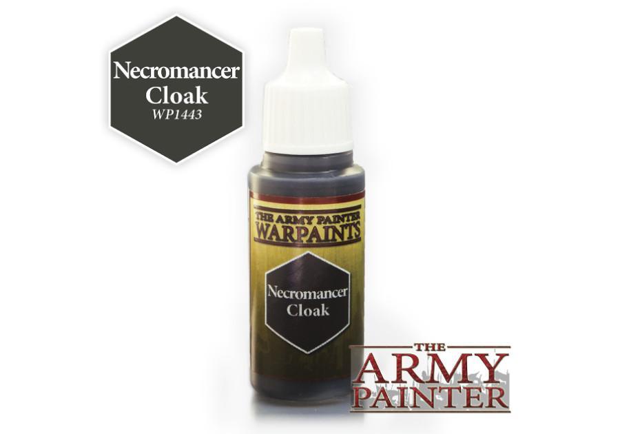 Warpaint - Necromancer Cloak