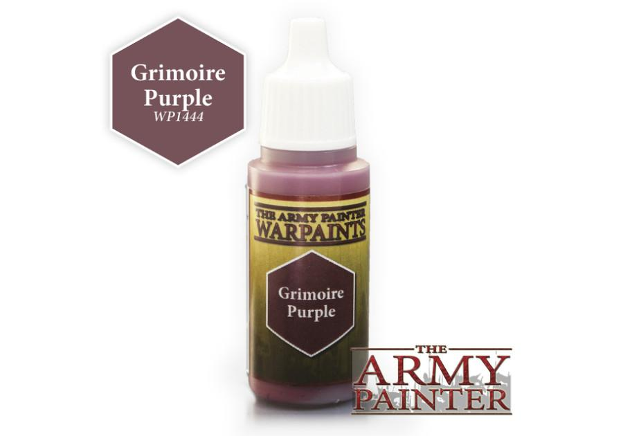 Warpaint - Grimoire Purple