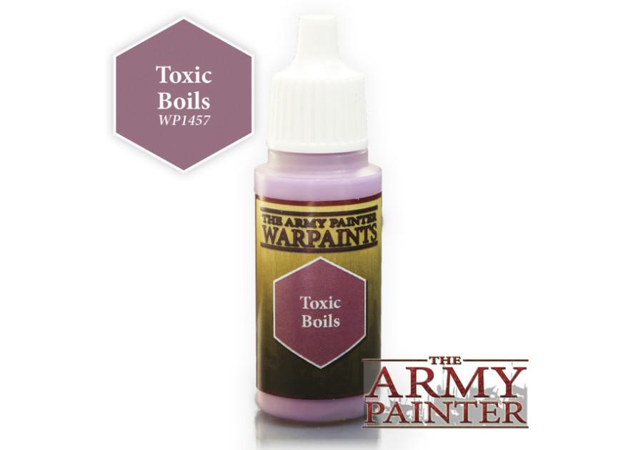 Warpaint - Toxic Boils