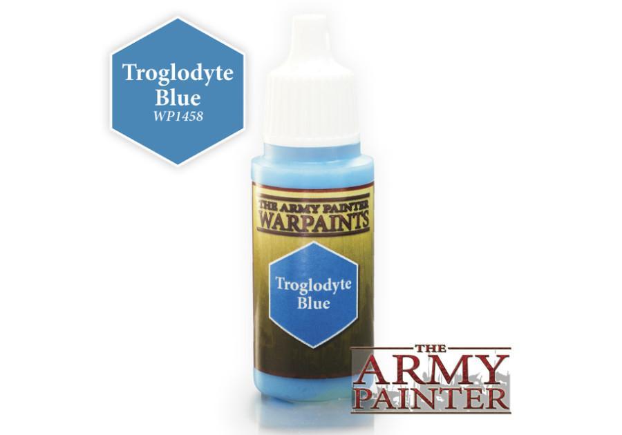 Warpaint - Troglodyte Blue