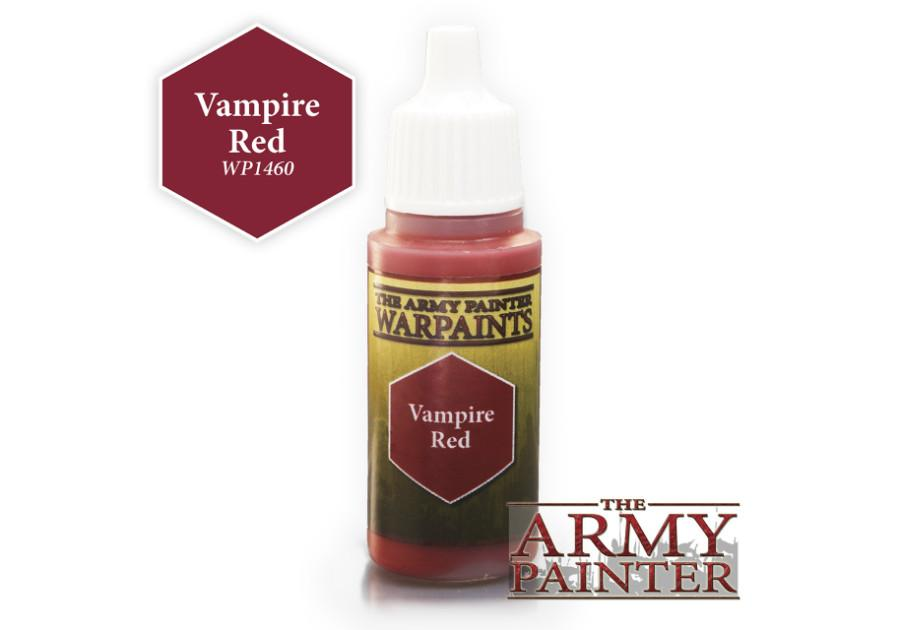 Warpaint - Vampire Red