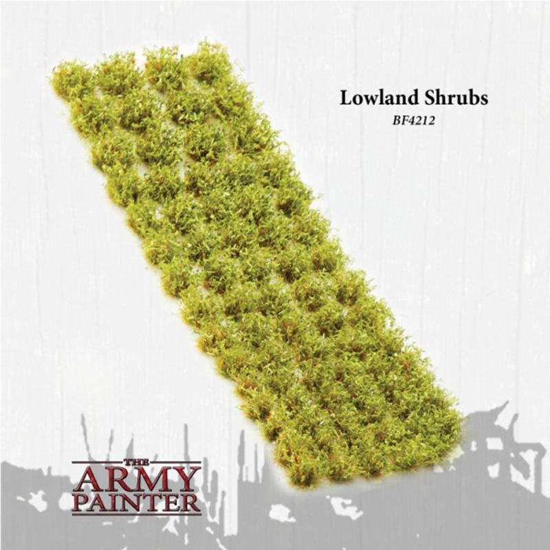Battlefields XP - Lowland Shrubs