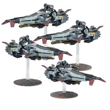 Deadzone V2 Enforcer Jetbikes