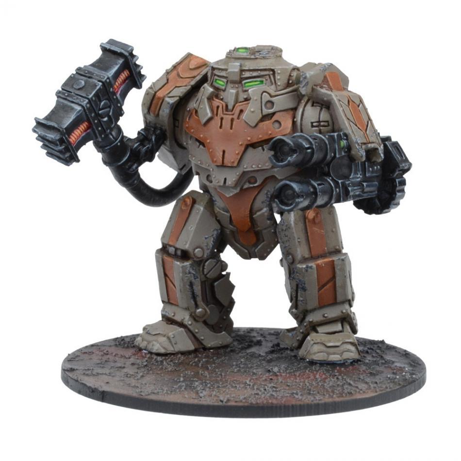 Deadzone V2 Forge Father Iron Ancestor