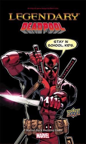 Marvel Deadpool: Legendary Small Box Expansion