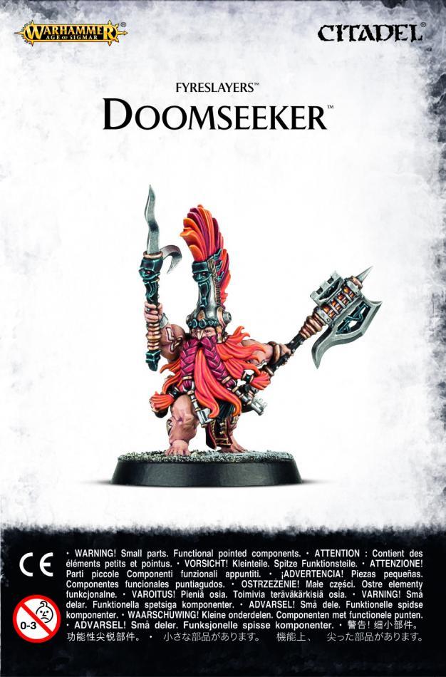 Doomseeker Fyreslayer