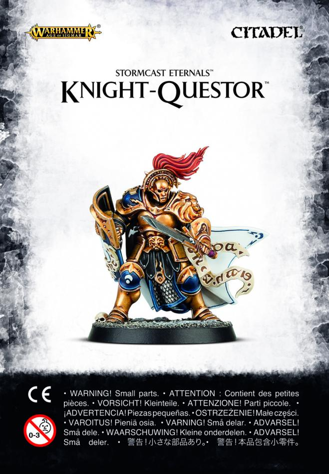 Stormcast Eternals Knight Questor