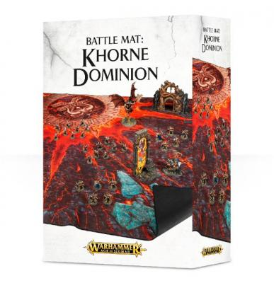Age Of Sigmar Battle Mat: Khorne Dominion