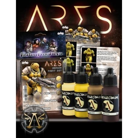 Ares Paint Set