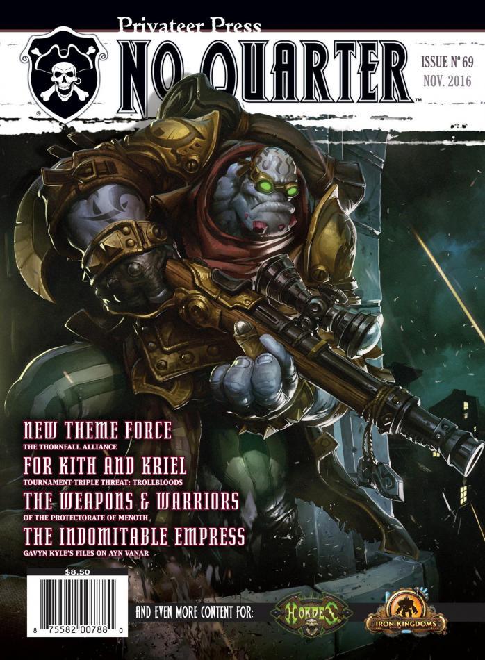 No Quarter Magazine, Issue #69