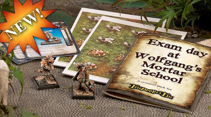 Wolfgang's Mortar School (Special Box set)