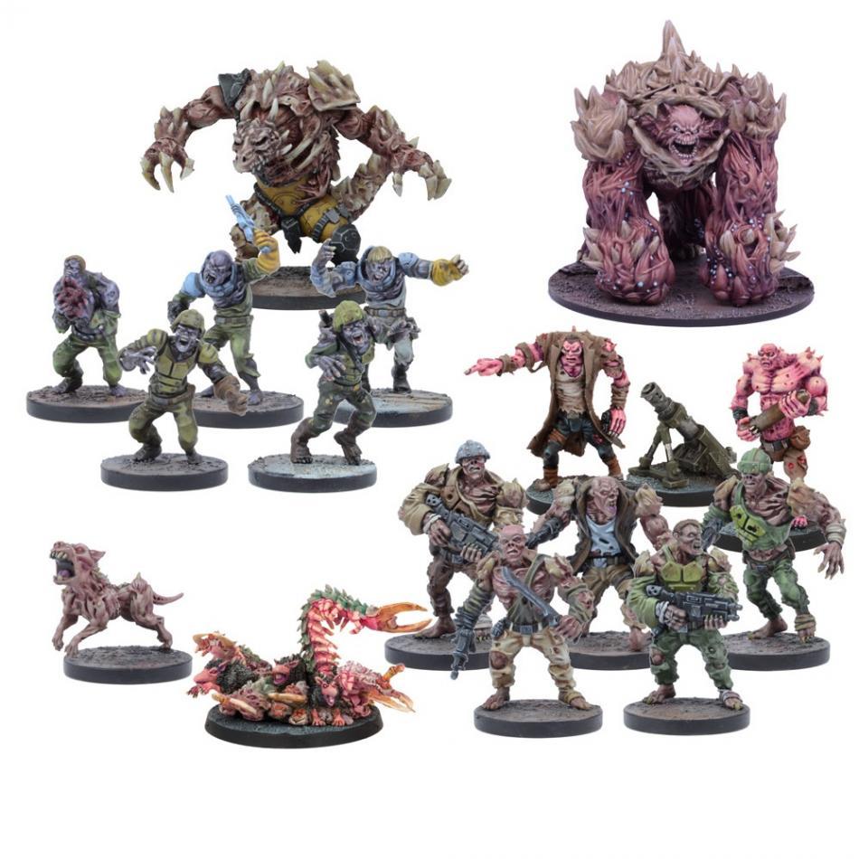 Deadzone V2 Plague Faction Booster