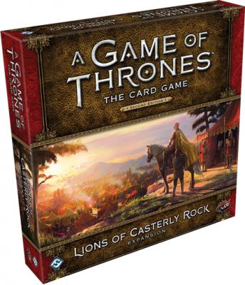 Lions of Casterly Rock Deluxe Expansion