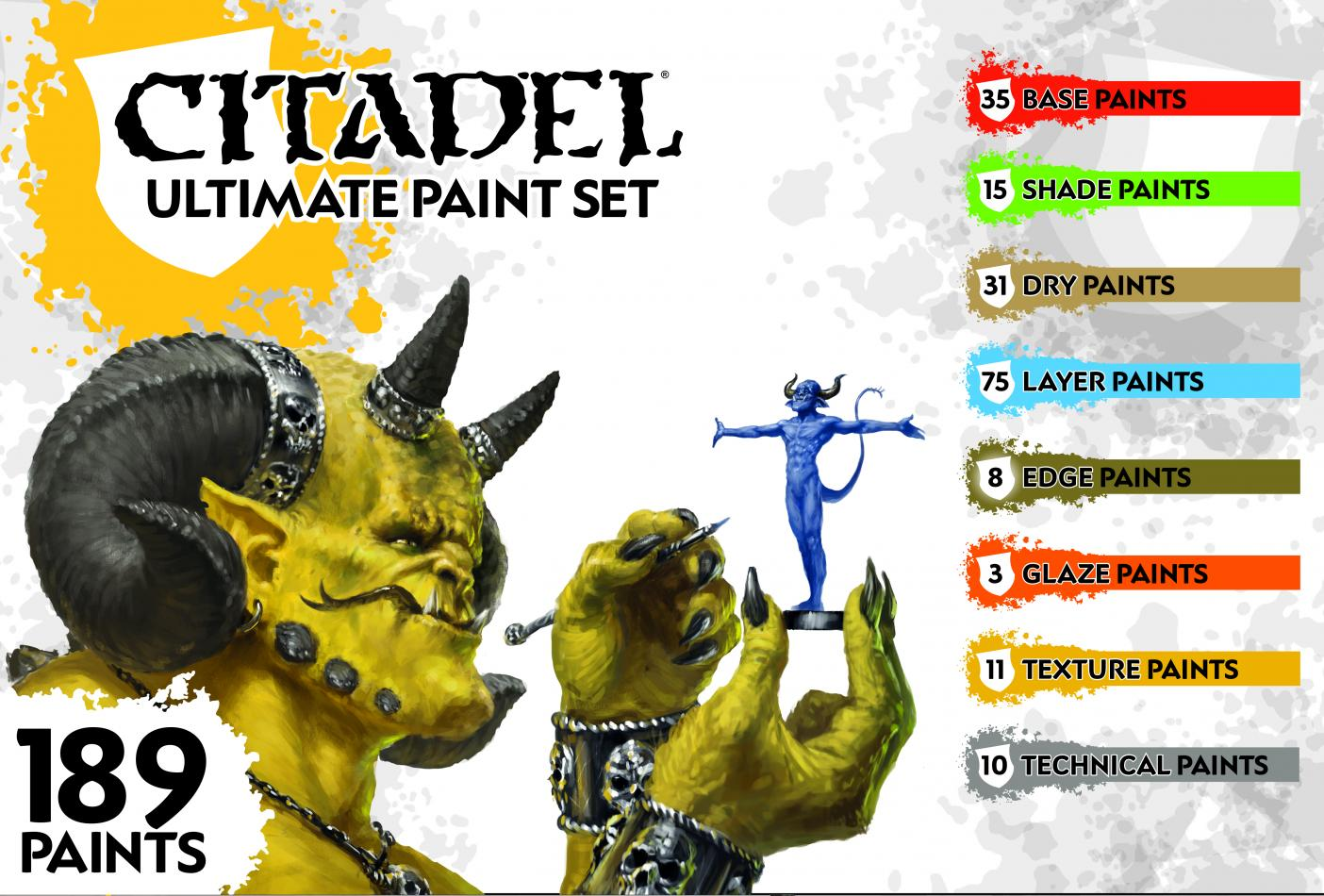 Citadel Ultimate Paint Set