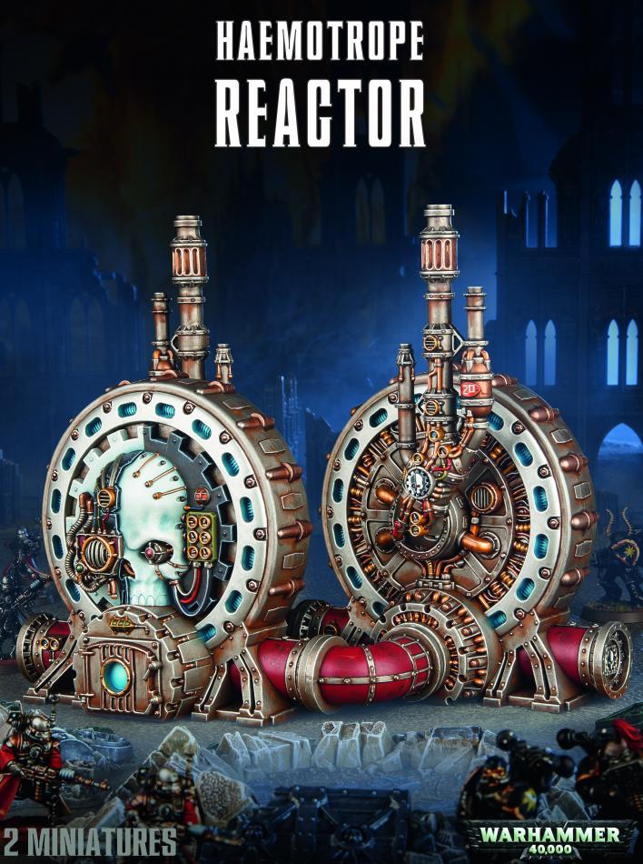 Warhammer 40,000: Haemotrope Reactor
