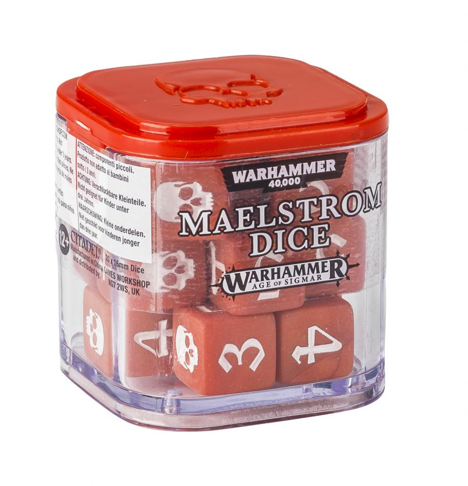 Maelstrom Dice Cube