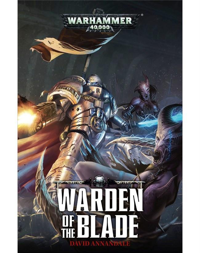 Castellan Crowe: Warden of the Blade (Hardback)