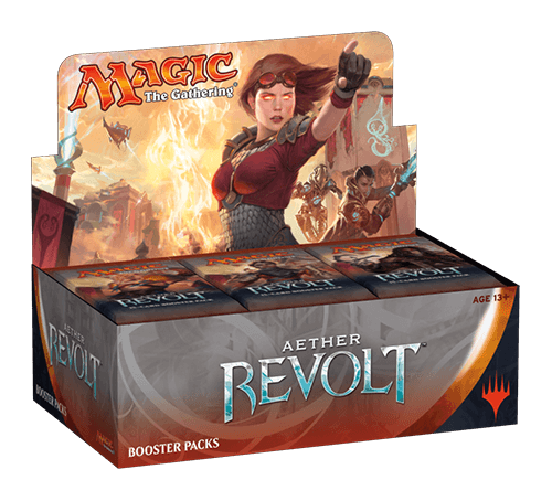 Magic: The Gathering - Aether Revolt Booster Box