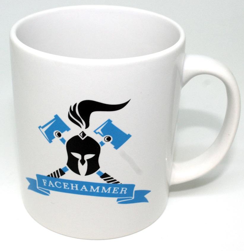 Facehammer Mug