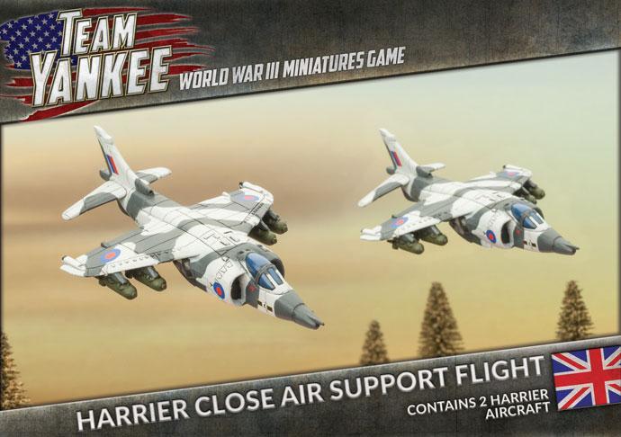 Harrier Flight (x2)