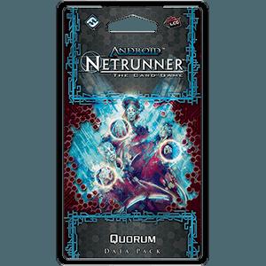 Quorum Data Pack: Netrunner LCG