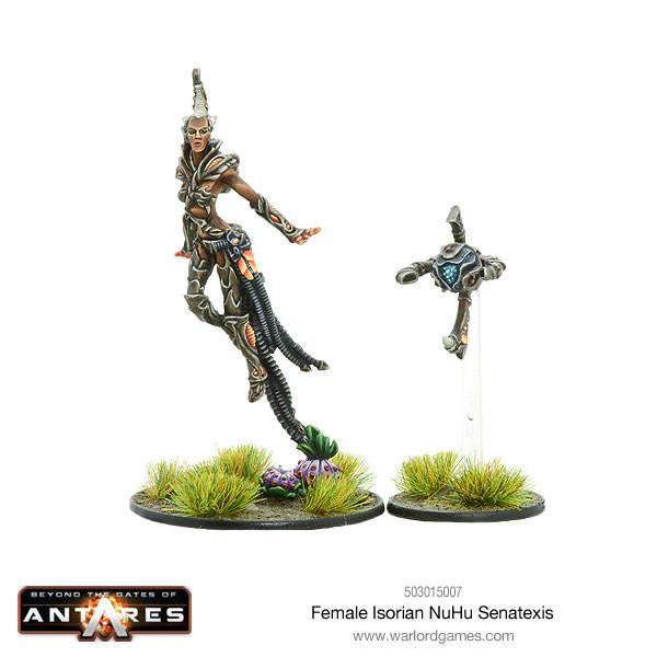 Isorian NuHu Female