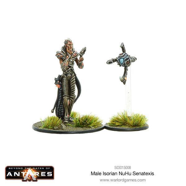 Isorian NuHu Male