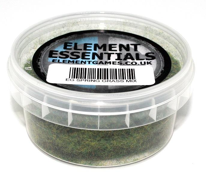 Element Essentials: Spring Grass Mix