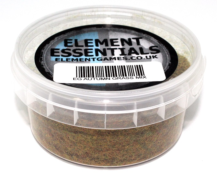 Element Essentials: Autumn Grass Mix