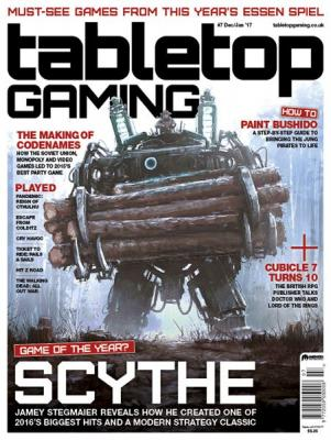 Tabletop Gaming - Issue 7