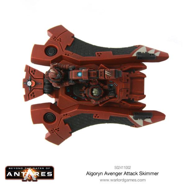 Algoryn Avenger Attack Skimmer