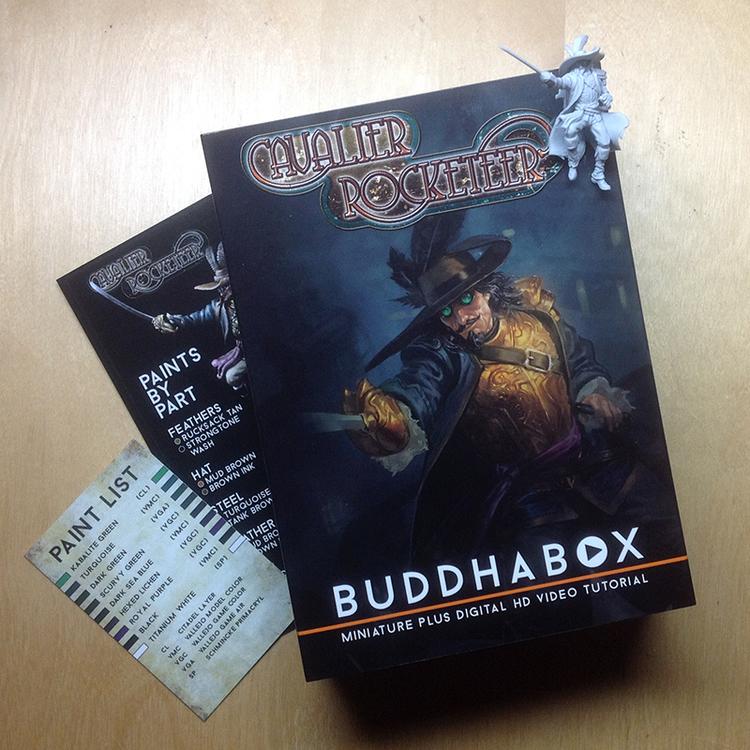 Cavalier Rocketeer Buddhabox