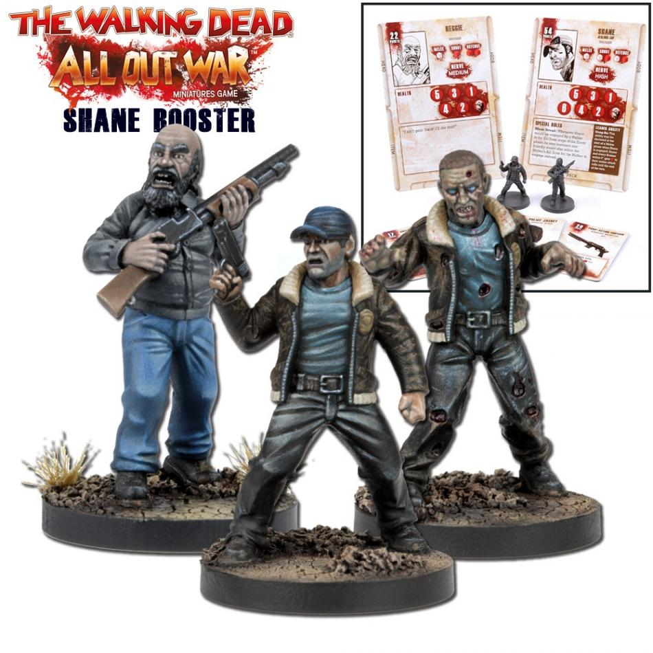 Miniatures Booster Shane (TWD)