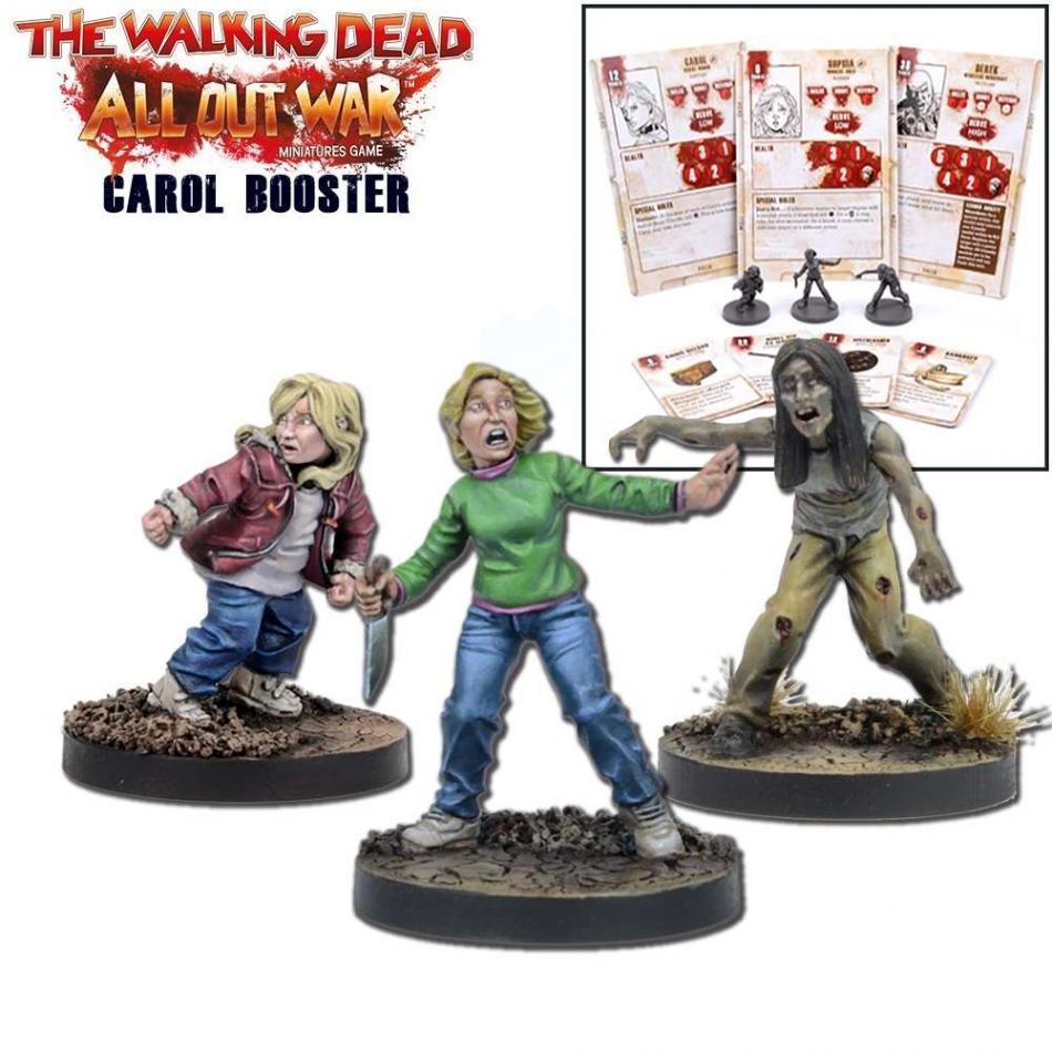Miniatures Booster Carol (TWD)